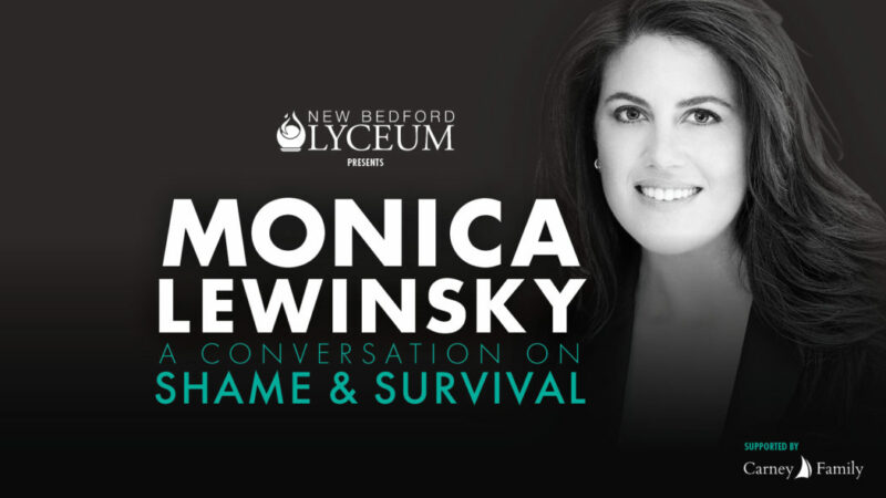 New Bedford Lyceum Presents Monica Lewinsky
